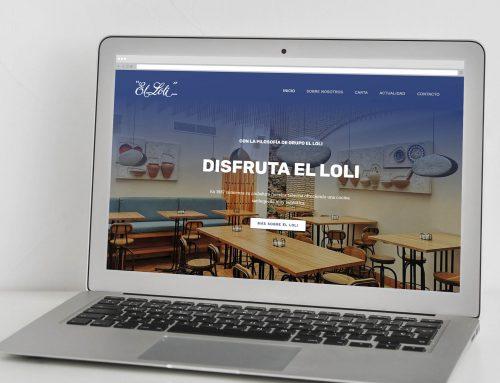 ¡El Loli estrena nueva web!